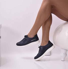 Дамски обувки равни