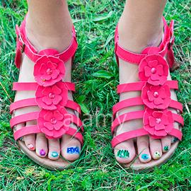 Детски сандали за момичета 28-35