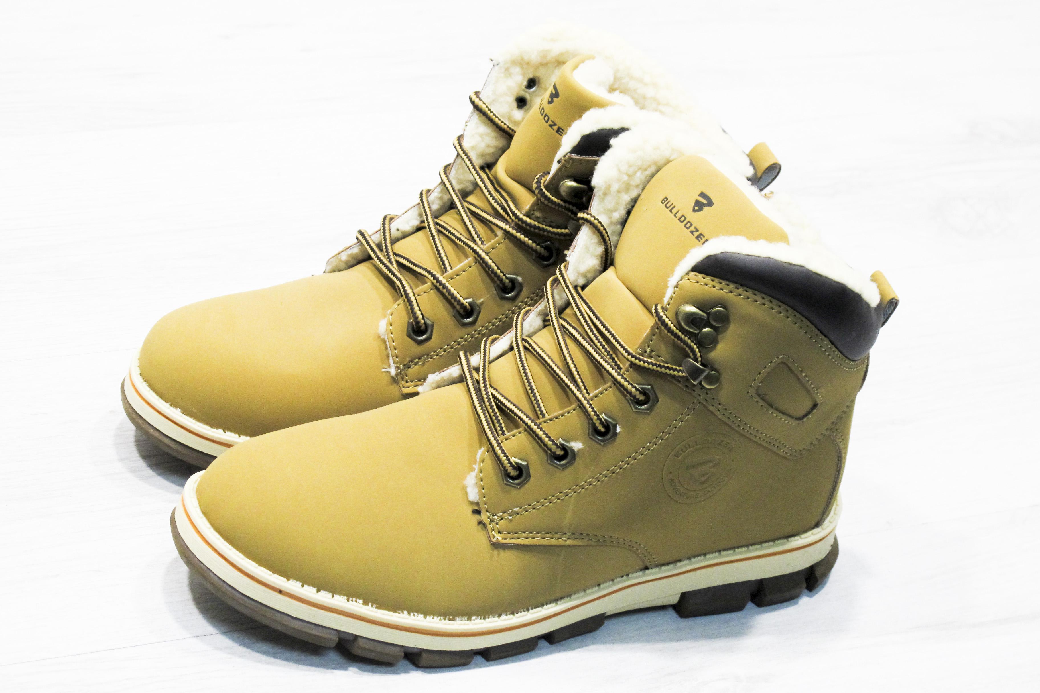 f2c9ae06c10 Юношески зимни боти Bulldozer 158-4576 | Юношески обувки за юноши ...