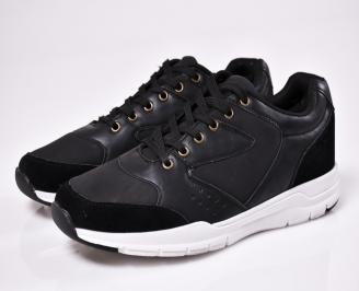 Мъжки спортни  обувки  черни