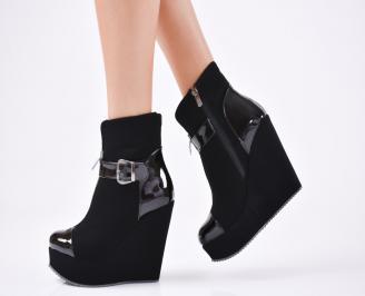b1391d67c75 Дамски боти и ботуши на платформа, дамски обувки на платформи