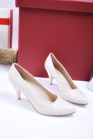 Дамски  обувки Гигант   пудра