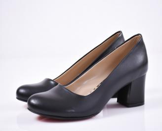 Дамски  обувки Гигант еко кожа черни