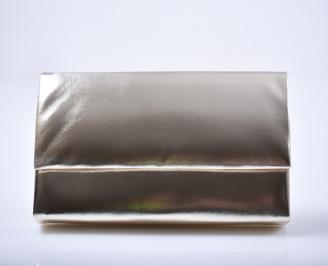 Абитуриентска чанта еко кожа златиста