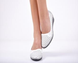 Дамски ежедневни обувки  бели