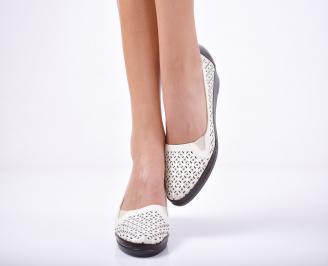 Дамски ежедневни обувки бежови
