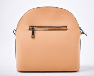 Дамска чанта  жълта