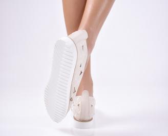 Дамски  обувки  бежови