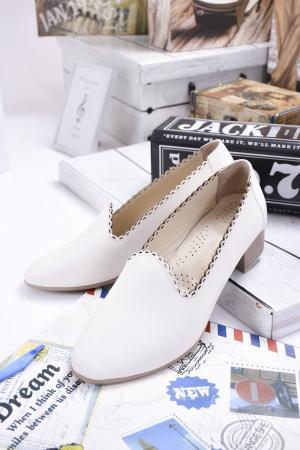 Дамски  обувки- Гигант естествена кожа бежови