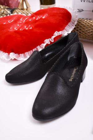 Дамски обувки Гигант  черни