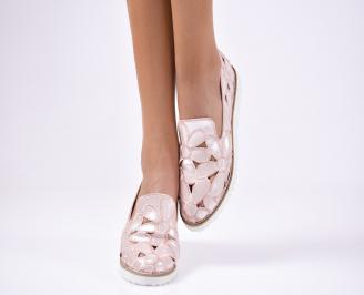 Дамски  обувки  пудра