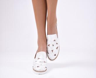 Дамски обувки сиви