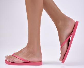 Дамски чехли  IPANEMA силикон  розови