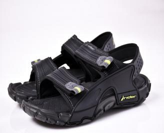 Мъжки сандали RIDER черни