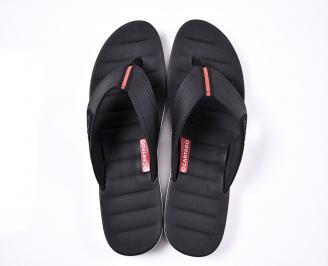 Мъжки джапанки  RIDER силикон черни