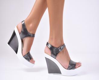 Дамски  сандали  черни