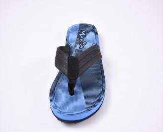 Мъжки джапанки  сини