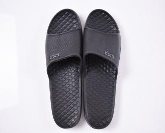 Мъжки джапанки силикон черни