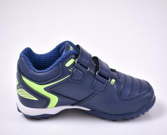 Детски маратонки  сини 3