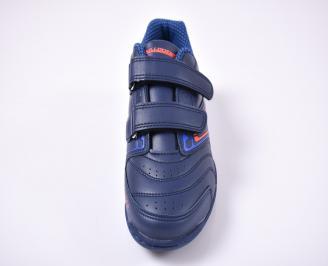 Детски маратонки  сини