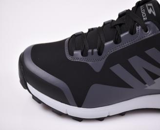 Мъжки маратонки  черни