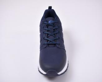 Мъжки маратонки  сини