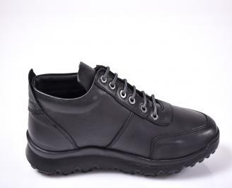 Мъжки ежедневни обувки черни