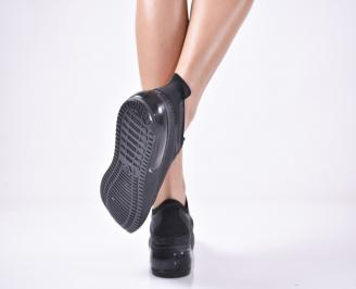 Дамски спортни  обувки   черни 3