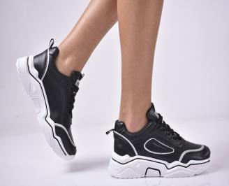 Дамски спортни  обувки  черни