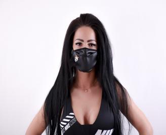 Дизайнерска модна маска за многократна употреба