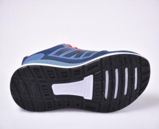 Мъжки маратонки  сини.