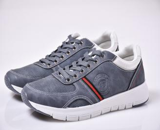 Мъжки спортни обувки сиви