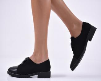 Дамски ежедневни обувки  черни