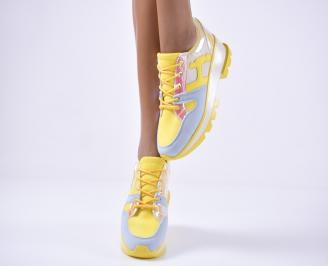Дамски спортни  обувки  шарени