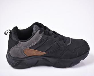 Мъжки обувки Lee Cooper естествена кожа 3