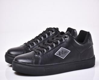 Мъжки обувки Lee Cooper естествена кожа
