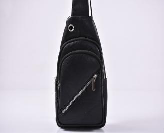Мъжка чанта черна