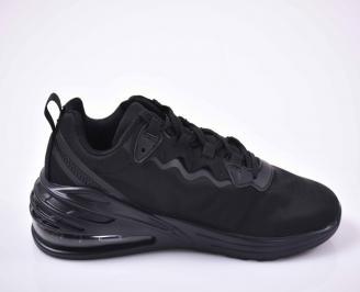 Мъжки маратонки черни 3