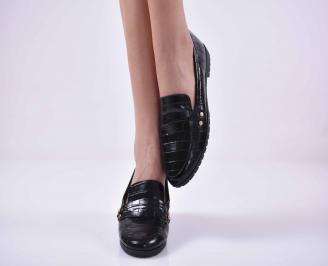 Дамски ежедневни обувки черни EOBUVKIBG