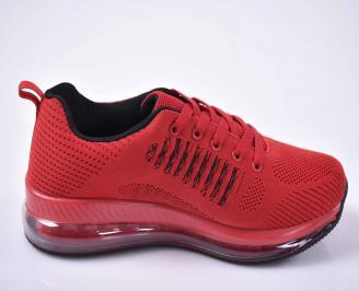 Мъжки маратонки червени 3