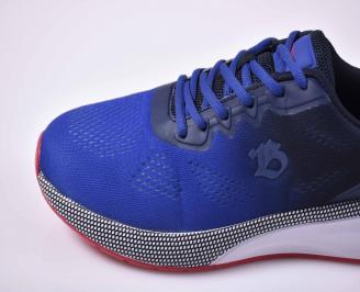 Мъжки маратонки сини EOBUVKIBG