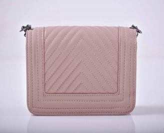Дамска компактна чанта пудра EOBUVKIBG