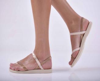 Дамски сандали IPANEMA силикон бежови