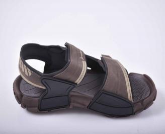 Мъжки сандали RIDER кафяви
