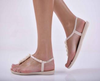 Дамски сандали IPANEMA силикон бежов