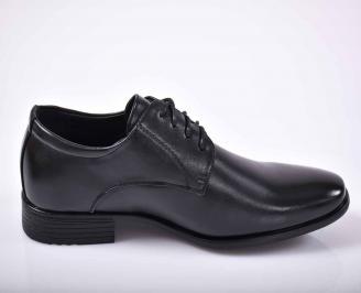 Мъжки официални обувки  черни  EOBUVKIBG 3