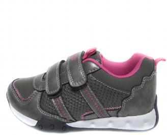 Детски обувки  сиви
