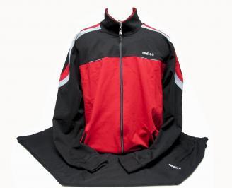 Мъжки спортен екип -Гигант памук червен