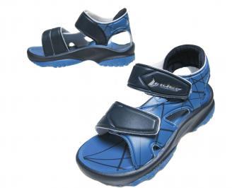 Бебешки  равни сандали  Rider сини