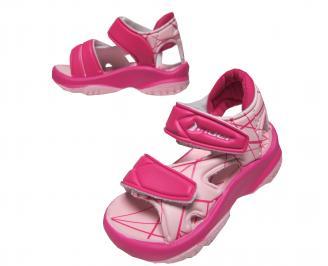 Бебешки равни  сандали Rider розови